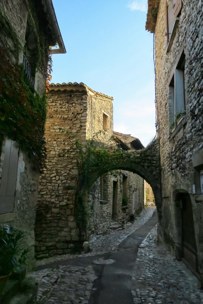 Medieval Arch Vaison la Romaine France