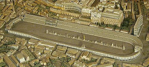 Circus Maximus Model