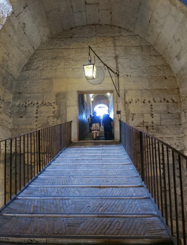 Drawbridge Castel Sant Angelo Rome Italy