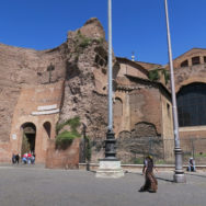 Basilica Saint Mary of the Angels and Martyrs Rome Italy