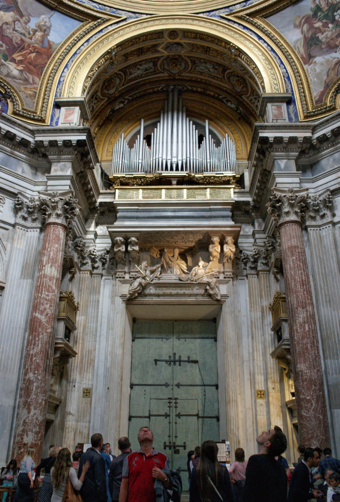 Things To Do In Rome Visit The Church Of Saint Agnes