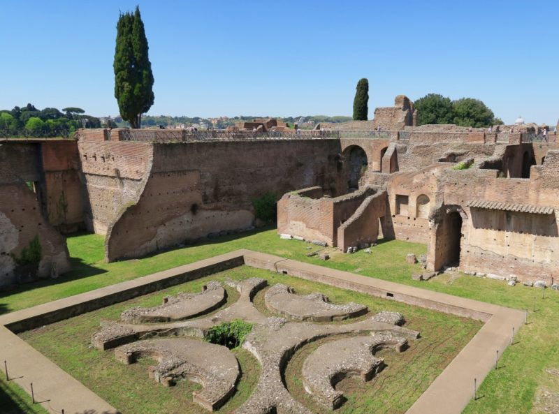 Things To Do In Rome Visit Palatine Hill