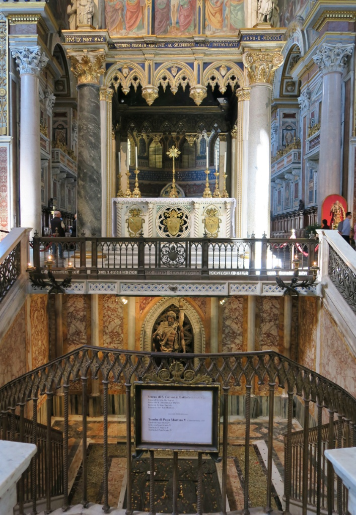 Things To Do In Rome Visit The Basilica Of John In Lateran