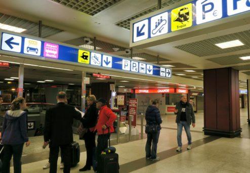 Rome leonardo da vinci fiumicino airport arrivals