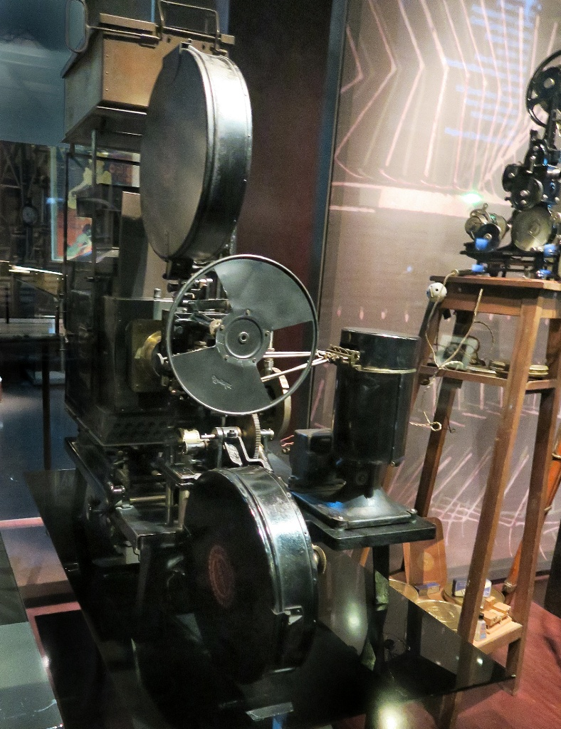 Things to do in Paris - Visit the Cinema Museum