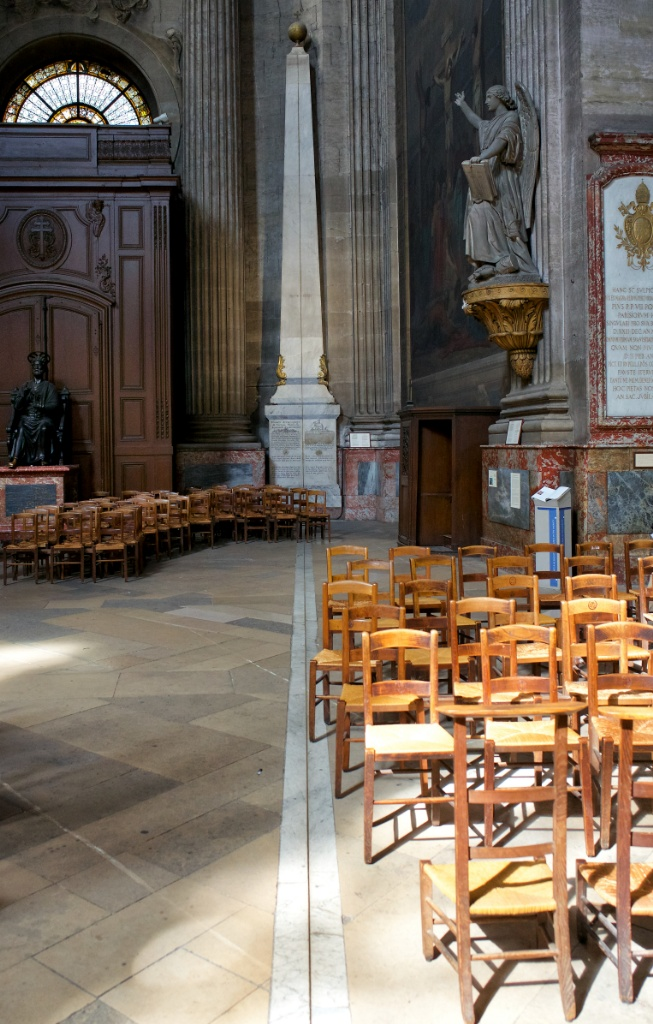 Things To Do In Paris Visit The Church Of Saint Sulpice