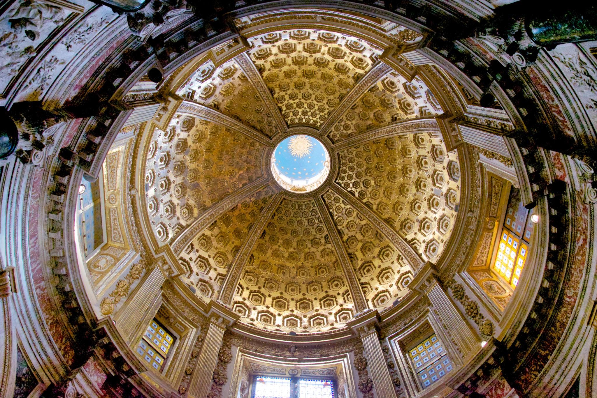 Dome at Duomo di Siena | mikestravelguide.com