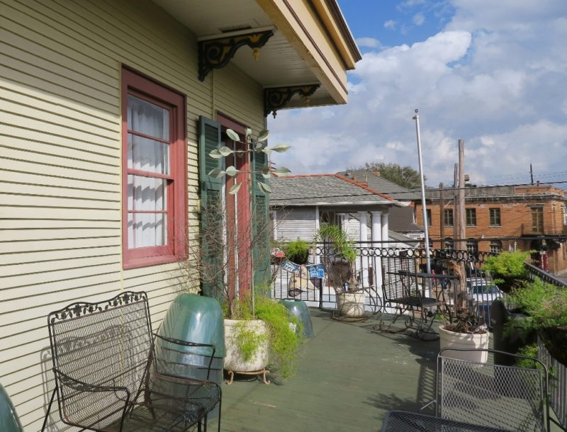 Where to stay in New Orleans' Faubourg Marigny Neighborhood